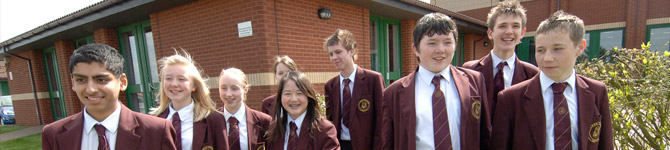 Image of Thomas Telford School Students